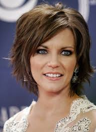 layered short hairstyle for thick hair 2017 easy haircuts for women short layered hairstyles for thick
