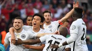 DFB-Pokalfinale: Eintracht Frankfurt gewinnt Finale gegen Bayern