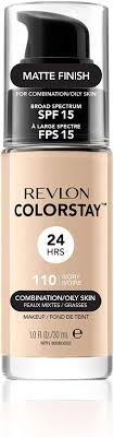 <b>Revlon Colorstay</b> Foundation for Combination/Oily Skin with ...