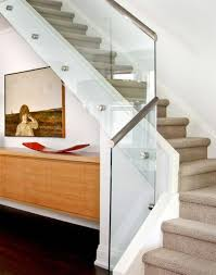 Metal handrails for stairs Diy Victorchen Modern Handrail Designs That Make The Staircase Stand Out