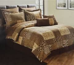 Cheetah Print Bedroom Set - Ohio Trm Furniture & cheetah quilt designs | Leopard Patchwork Print Bedding Comforter Set Adamdwight.com