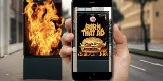 Blurring The Rules Of Creativity Burger King Wendys