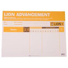 Chart Lion Advancement