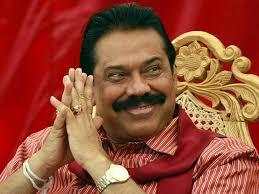 Image result for mahinda rajapaksa