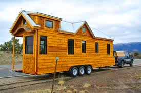 largest tiny house on wheels