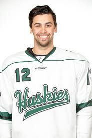 Connor Gay - Men's Ice Hockey - Huskie Athletics