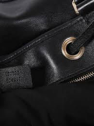 Gucci - Peggy Black Leather Tote Bag | Luxury Bags