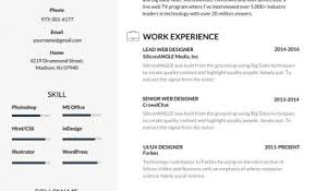 Top Resume Templates New Best Resume Template At Best Sample