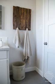 Remodelaholic DIY Bathroom Remodel On A Budget And Thoughts On - Diy remodel bathroom