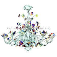 colored glass chandelier lights chandelier transpa color multi colored glass chandelier