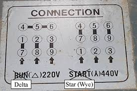 phase lead motor wiring diagram wiring diagram 3 phase motor wiring diagram 6 lead and schematic