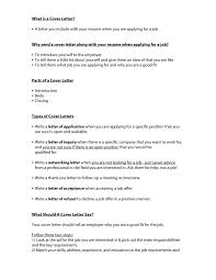 What Does A Resume Look Like For A Job Resume What Should In Cover Letter For Job Goes How Does Supposed 36