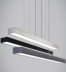 tech lighting surge linear. Tech Lighting - Knox LED Linear Suspension Surge