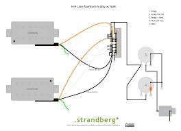 lace alumitone 5 way mod strandberg guitarworks lace pickup 5 way diagram