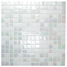 mixed cloud white glimmer glass tile sheet mosaic tiles wickes traditional