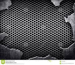 Cracked Metal Background Stock Illustration Illustration Of Iron