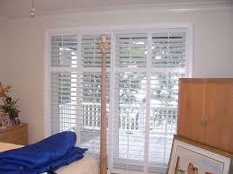 plantation shutters for sliding glass doors inspired