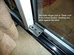 sliding patio door lock best way to secure a sliding glass door lock door locks sliding