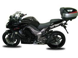 <b>KAWASAKI Z1000SX</b> Case fittings - Shad - Engineered for riding
