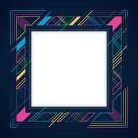 modern picture frames. Modren Picture Abstract Geometric Lines Modern Banner Theme Frame Background Throughout Picture Frames E