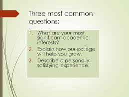 how to prepare a great college essay ppt  3 three