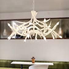 deer antler chandeliers antler chandeliers for with regard to brilliant home white faux antler chandelier remodel