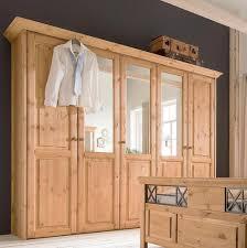 Kiefer Schrank Kleiderschrank 5 Türig Schlafzimmer Schrank Holz