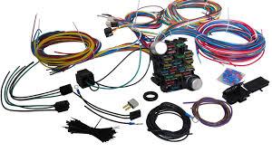 ford truck wiring harness 53 56 street rod pickup universal wire kit truck lite wire harness 21 circuit harness kits 2
