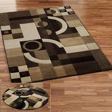 brown round area rugs for modern flooring interior decor awesome idea wool home depot floors