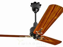 heritage glossy black dark solid teak wood blades