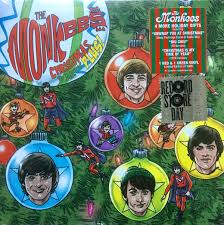 The <b>Monkees</b> - <b>Christmas</b> Party Plus! (2019, Green Opaque, Vinyl ...