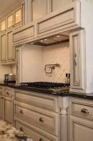 backsplash antique white cabinets off white kitchens kitchen backsplash cabinets h52 cabinets