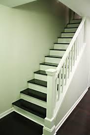 Stair Railing Ideas intended for Basement Stair Railing Ideas | Avivancos