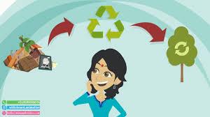 ✅ E Waste Management Ppt Waste Management Animation: Myecobin - Youtube