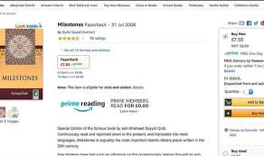 Amazon Book Charts Sales Uk Amazon Sells Islamist Books Banned In Jails World News