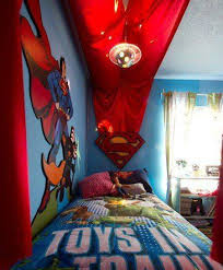 Wonderful Unique Superman Bedroom Accessories 8