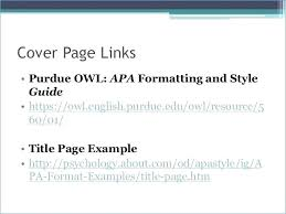 Apa Style Title Page Example Apa Style Cover Page Template Stingerworld Co