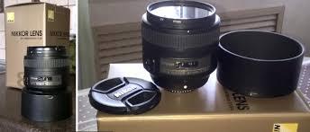 Обзор от покупателя на <b>Объектив Nikon 85 mm f/1.8G</b> AF-S Nikkor ...