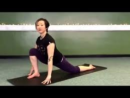 Image result for yoga kneeling lunge