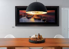 view in gallery create an instant focal point with the oversized light fixture