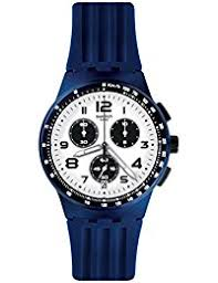 amazon co uk swatch watches mens swatch chronograph watch susn408