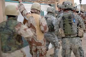 Us Army Platoon U S Army Soldiers Of 2nd Platoon Charlie Company 1st