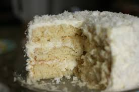 The Best Coconut Cake Ever Mustard Seeds