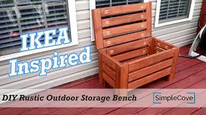 diy outdoor storage bench unique bench multifunctional outdoor storage bench seat mtc home design of diy