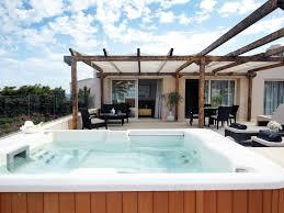 hotels with big bathtubs. Hot-tubs-summeredition-crete-Greece-out-of-the- Hotels With Big Bathtubs