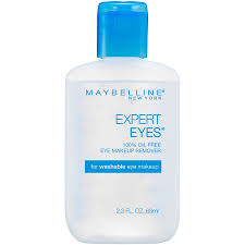 maybelline expert eyes oil free eye makeup remover2 3 fl oz