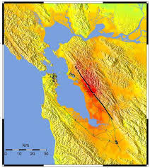 Geological survey (usgs) shows the major earthquake hazard areas within the united states based on fault lines. The Hayward Fault And The Other Big One Air Worldwide