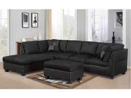 black sectional sofa. Perfect Black Master Furniture Black Sectional Sofa 2328 And Sectional Sofa U