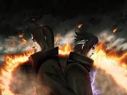 Naruto Sasukebattle Of The Brothers Wallpaper
