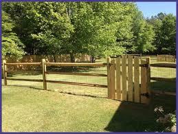 farm fence ideas. Fine Farm Fence Styles Of Incredible Wood Farm Fencing Idea  Garden Design Ranch Pict And Ideas